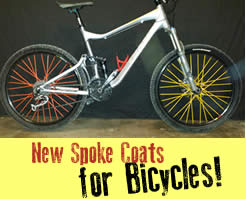 Bicycle Spoke Covers